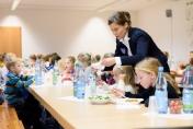 Rundum-Versorgung für die Kinder!