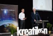 Anmoderation des Arztes Dr. Pekka Reinikainen aus Finnland.